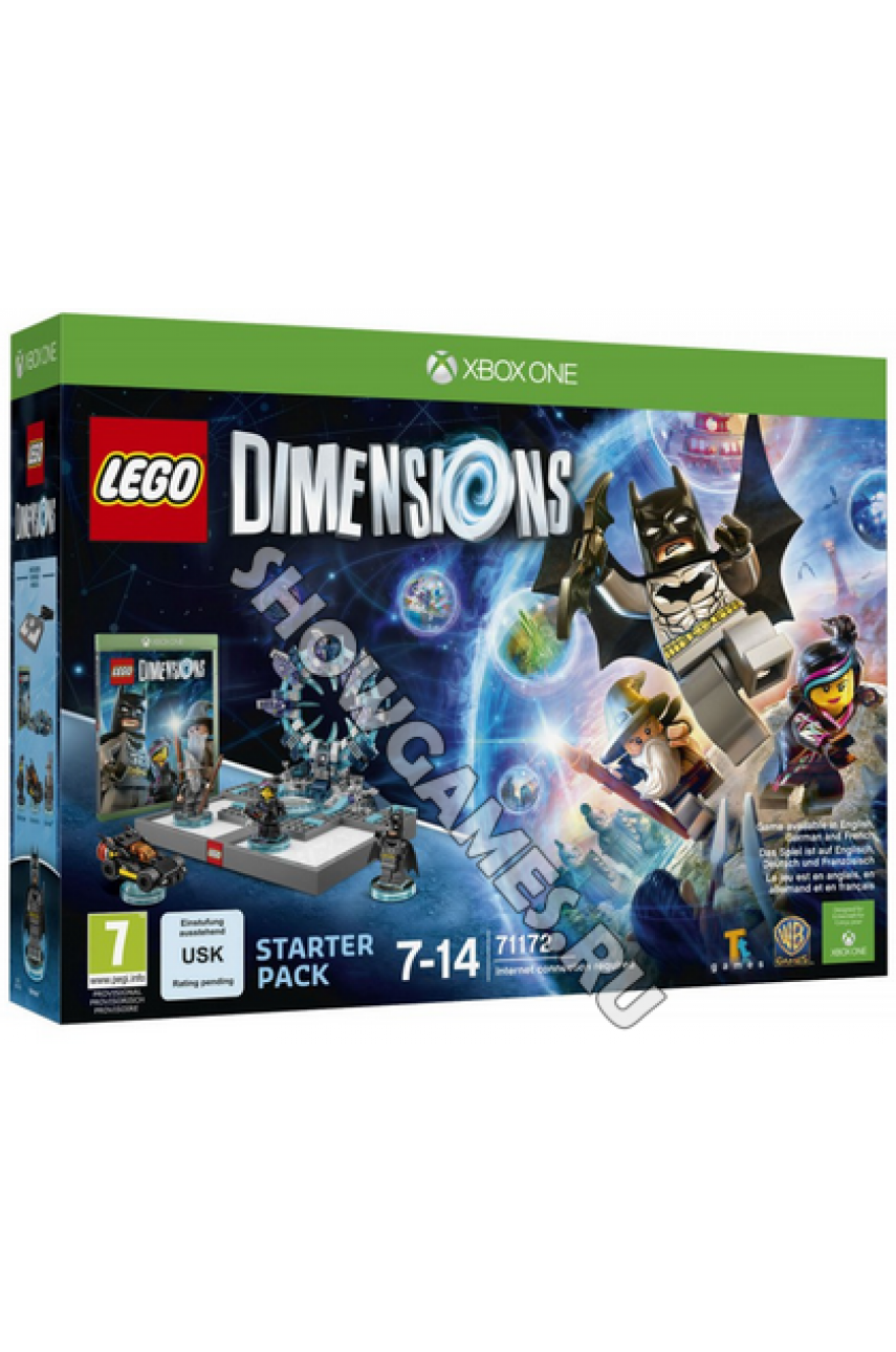 LEGO Dimensions Starter Pack [Xbox One]