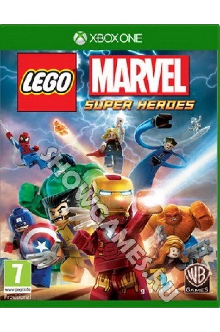 LEGO Marvel Super Heroes [Xbox One] - Б/У