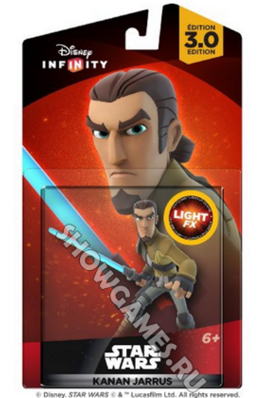 Disney Infinity 3.0 (Star Wars): Фигурка Light FX Канан Яррус [Kanan Jarrus]