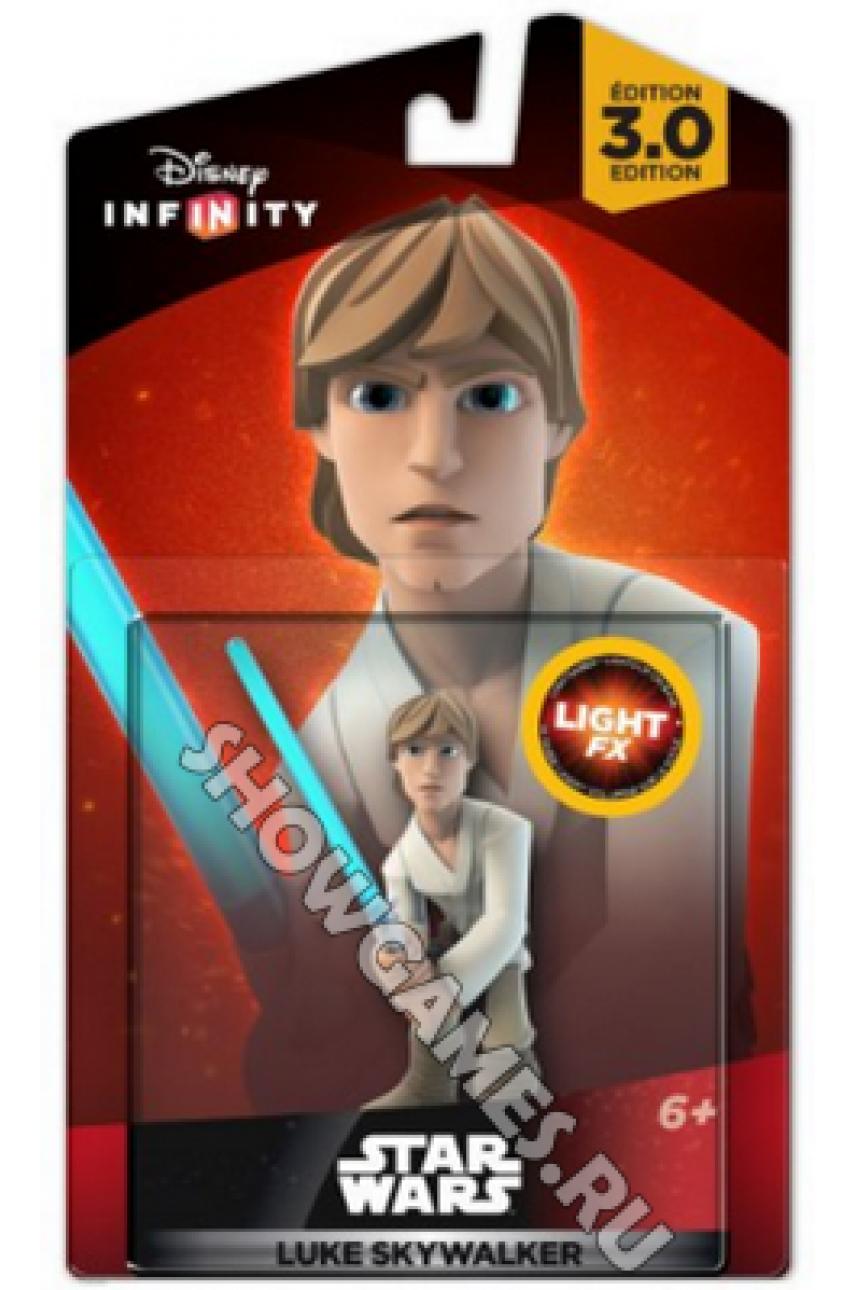 Disney Infinity 3.0 (Star Wars): Фигурка Light FX Люк Скайуокер [Luke Skywalker]