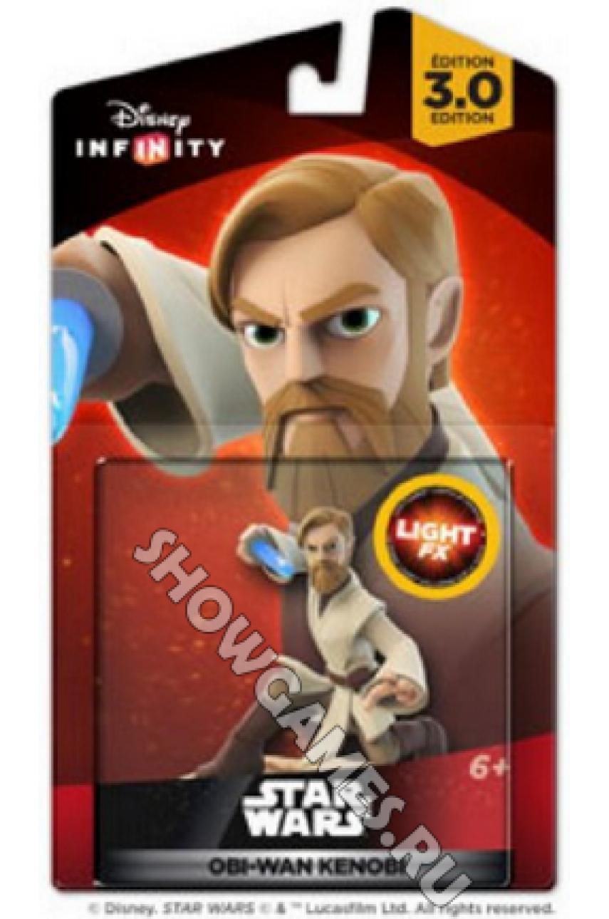 Disney Infinity 3.0 (Star Wars): Фигурка Light FX Оби-Ван Кеноби [Obi-Wan Kenobi]