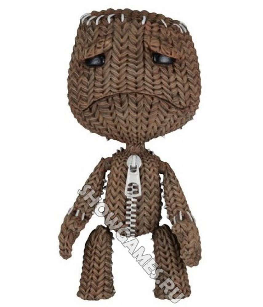Фигурка LittleBigPlanet Sackboy Sad (13 см)