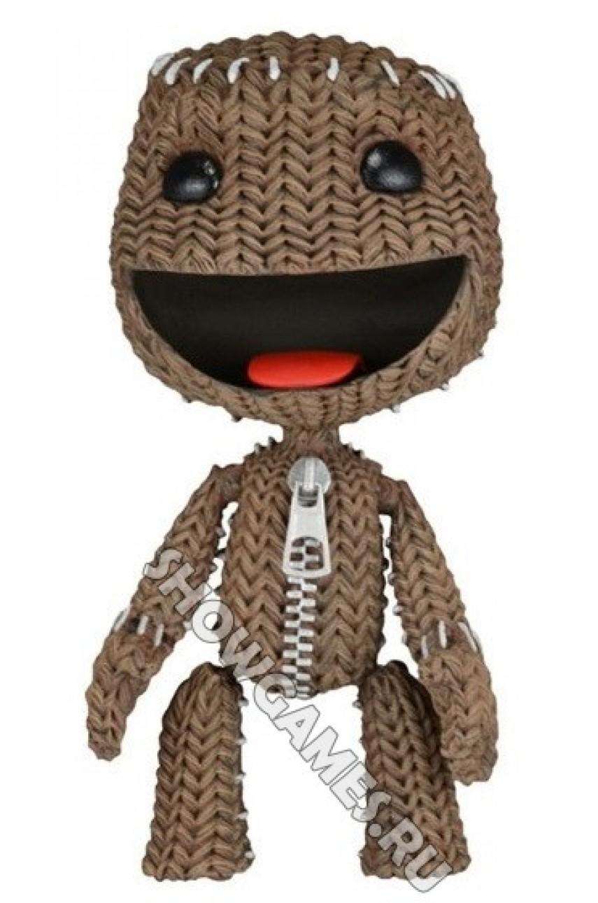 Фигурка LittleBigPlanet Sackboy Happy (13 см)