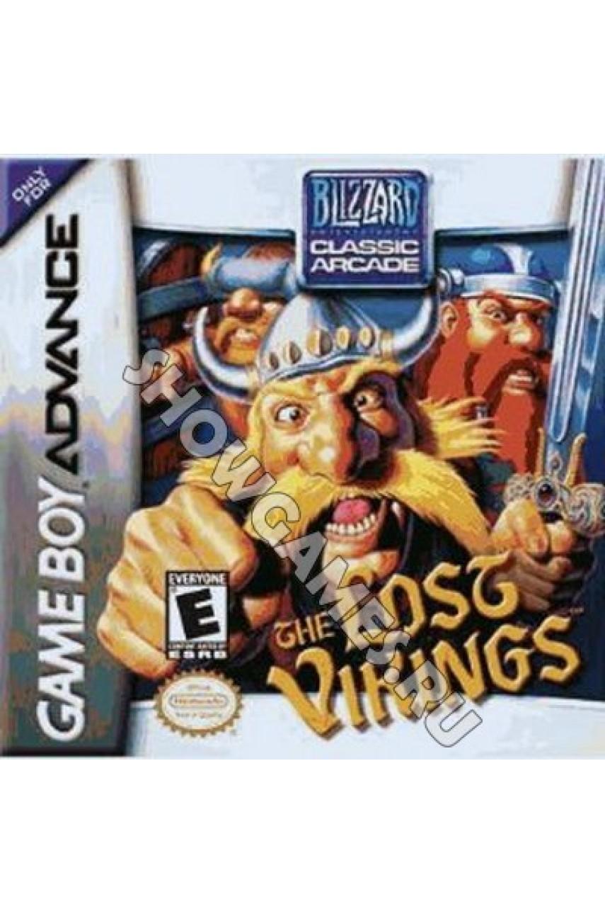 Lost Vikings [GBA]