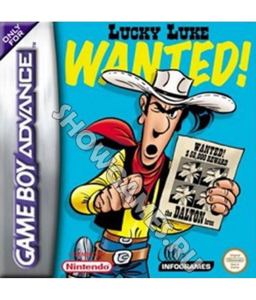 Lucky Luke: Wanted! [GBA]