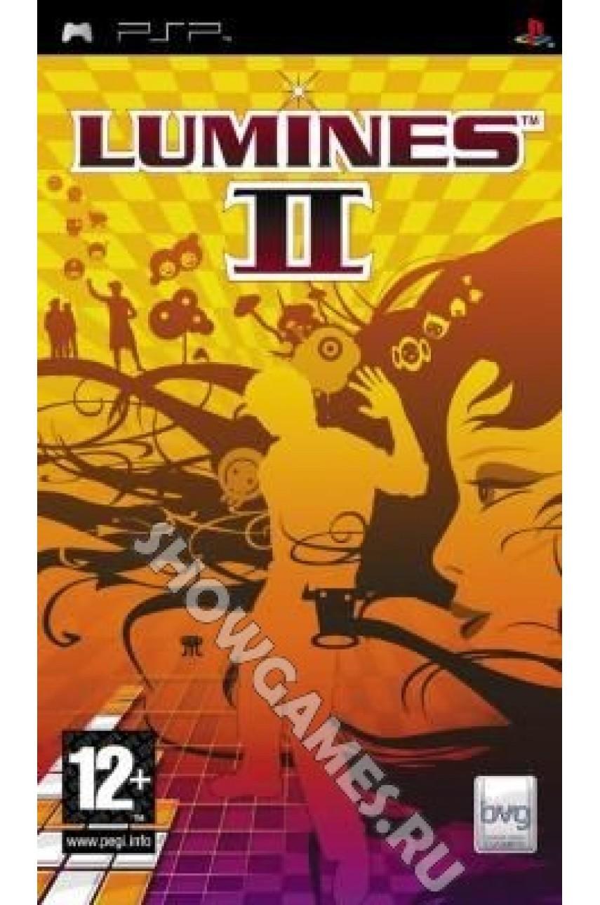Lumines II (2) [PSP]