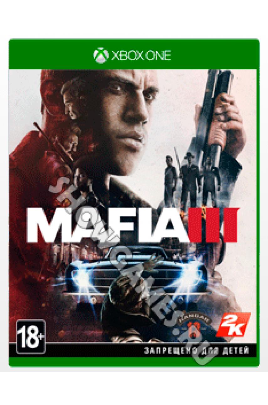Mafia III (3) (Русские субтитры) [Xbox One] - Б/У