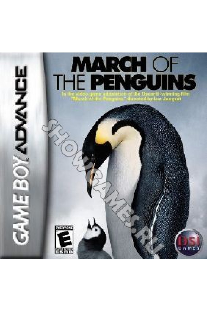 March of the Penguins   (Русская версия)  [GBA]