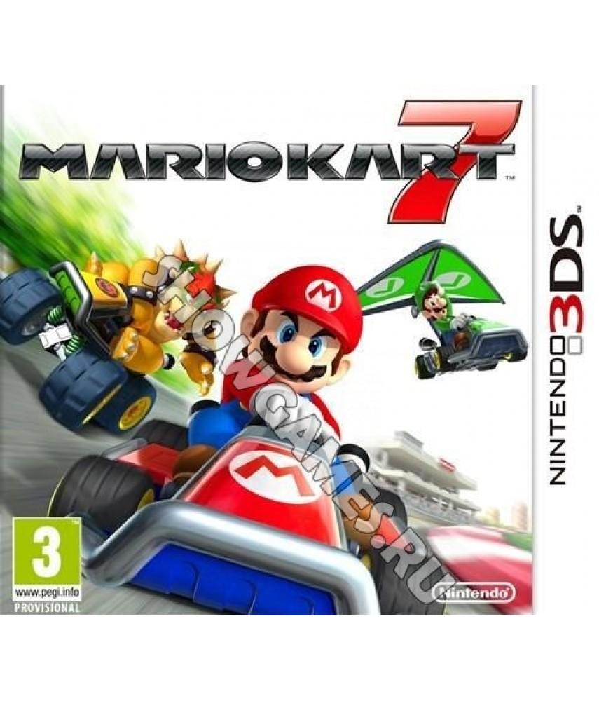 Mario Kart 7 (Русская версия) [3DS]