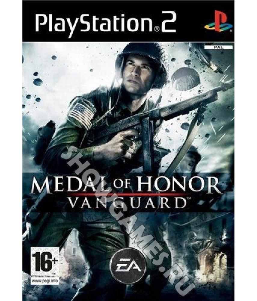 Medal of Honor: Vanguard [PS2] - Б/У