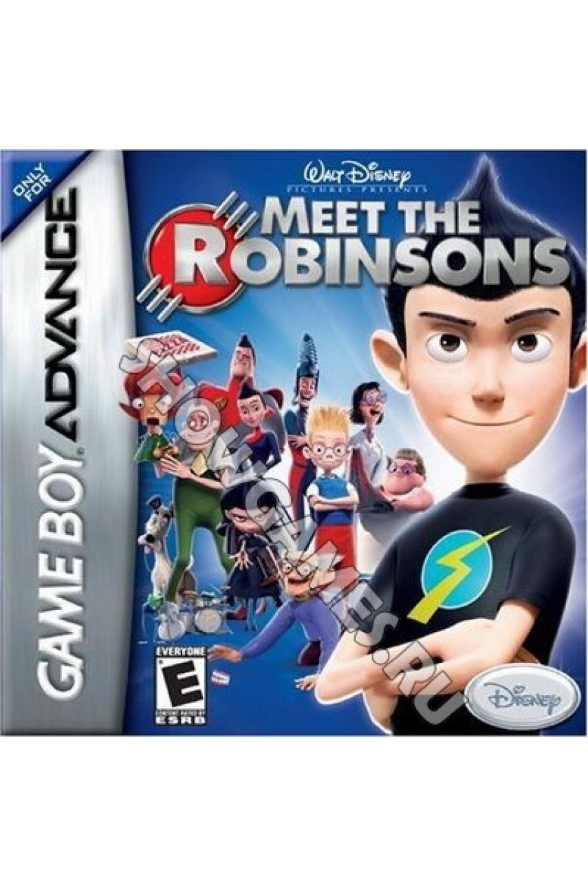 Meet the Robinsons   (Русская версия)  [GBA]