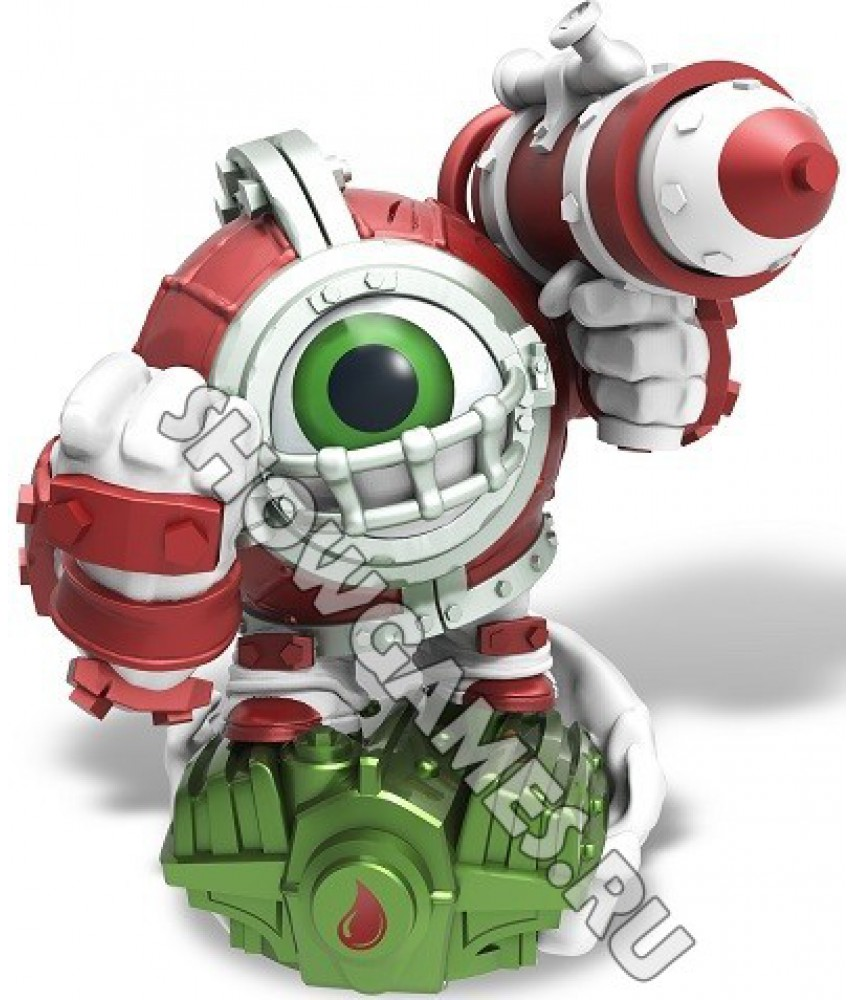 Skylanders SuperChargers. Фигурка Missile-Tow Dive-Clops [Скайлендер-суперзаряд]
