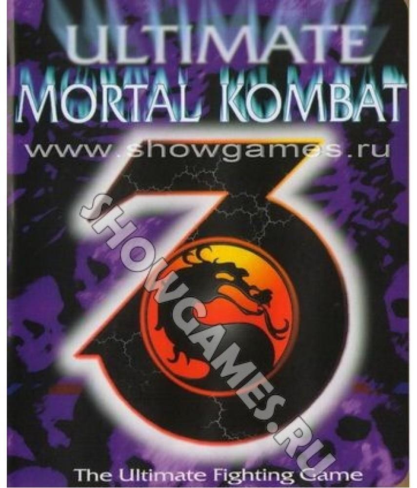 Mortal Kombat 3 Ultimate [Sega]