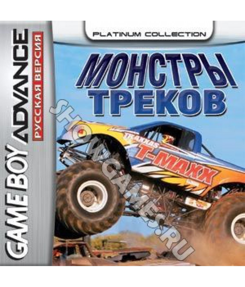 Monster Trucks Mayhem [Game Boy]