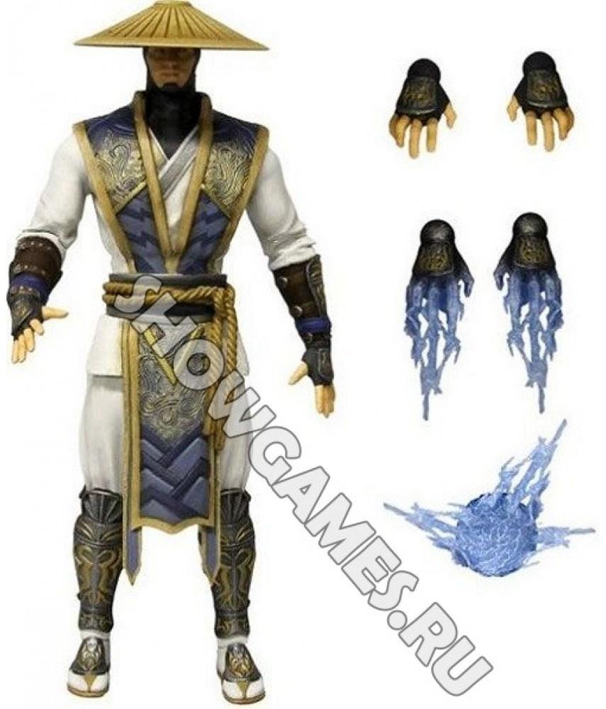 Фигурка Mortal Kombat X - Raiden 15 см