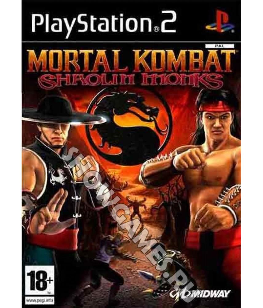 Mortal Kombat: Shaolin Monks [PS2]