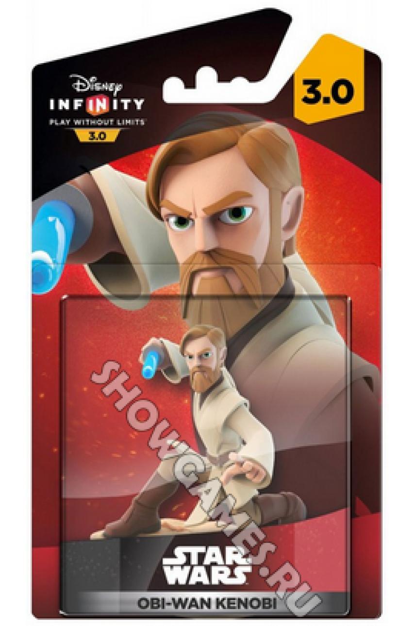 Disney Infinity 3.0 (Star Wars): Фигурка Оби Ван [Obi-Wan Kenobi]