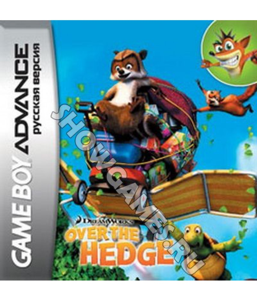 Over the Hedge [GBA]