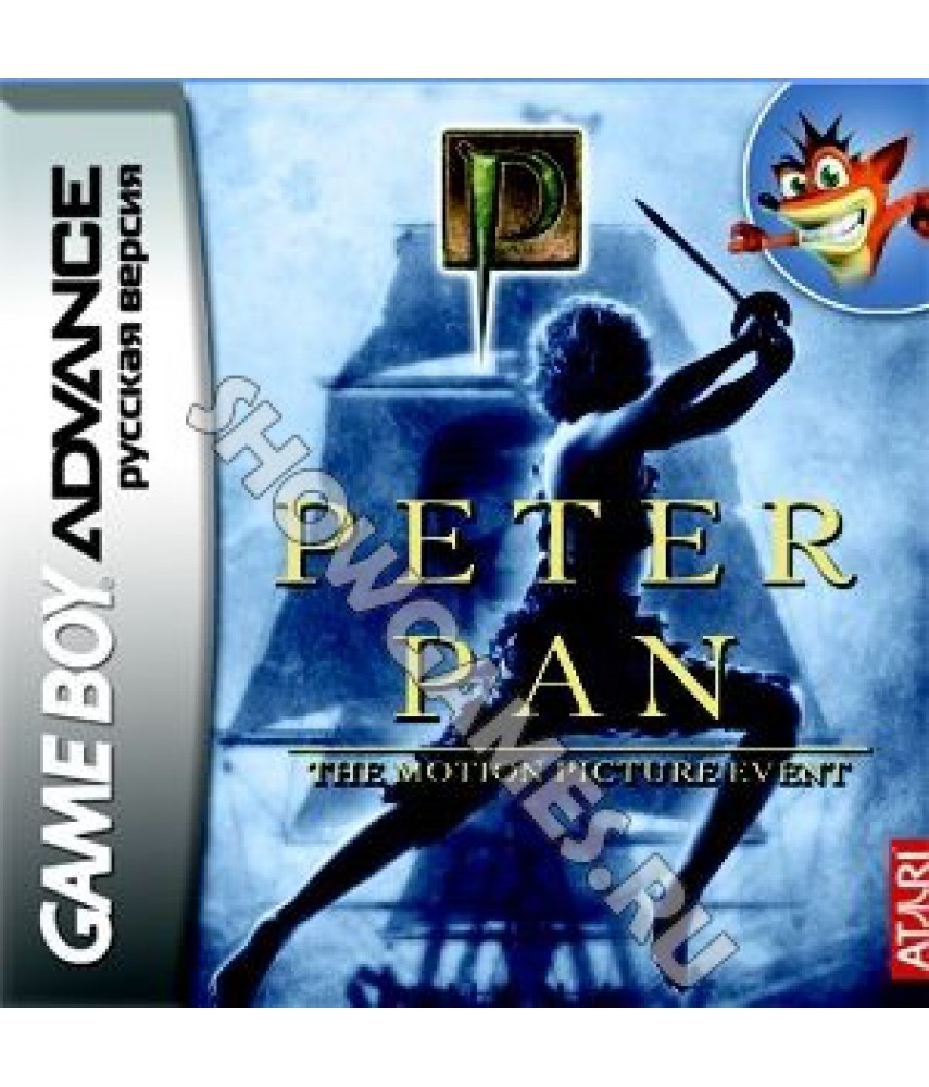 Peter Pan: The Motion Picture Event (Русская версия)  [GBA]