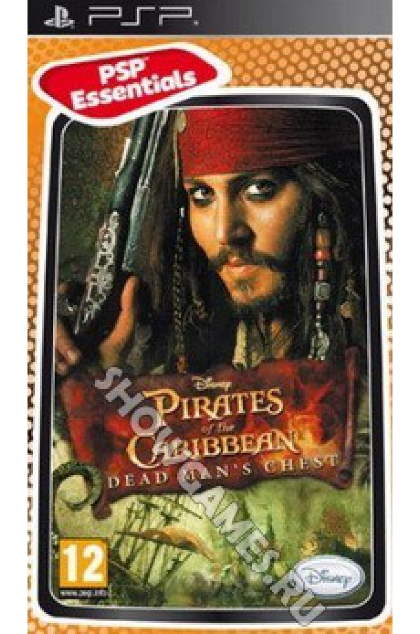 Disney Пираты Карибского моря: Сундук мертвеца [PSP]