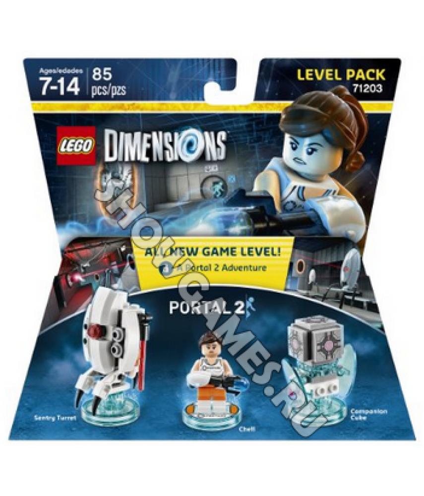 Portal 2 Level Pack - LEGO Dimensions 71203