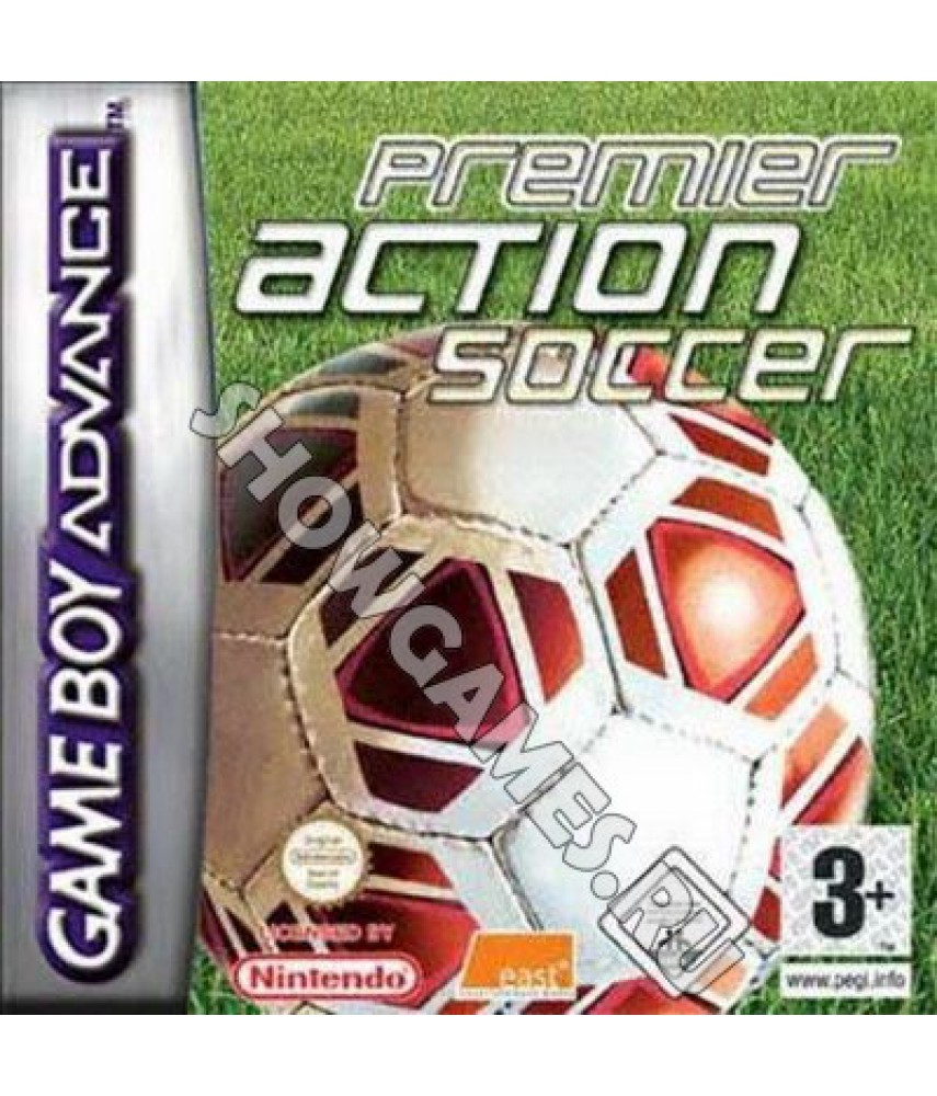Premier Action Soccer  [GBA]