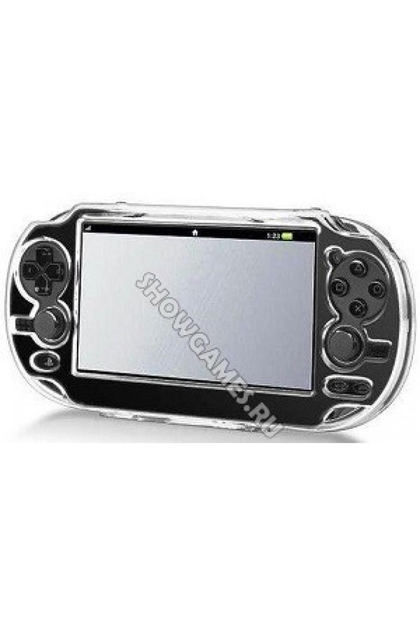 PS Vita Crystal Case - чехол пластиковый прозрачный [PSV]