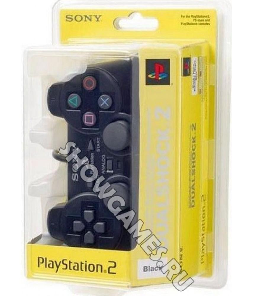 Джойстик аналоговый DualShock 2 для Playstation 2 (PS2)