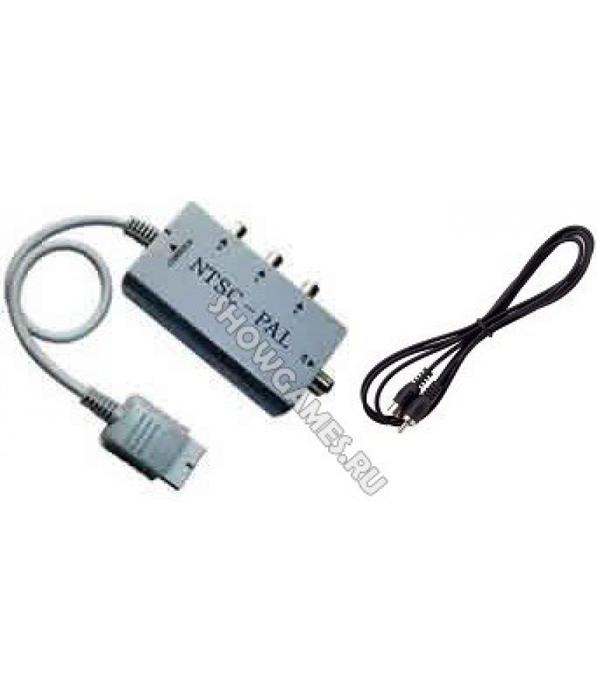 NTSC-PAL converter PS1/PS2/PS3