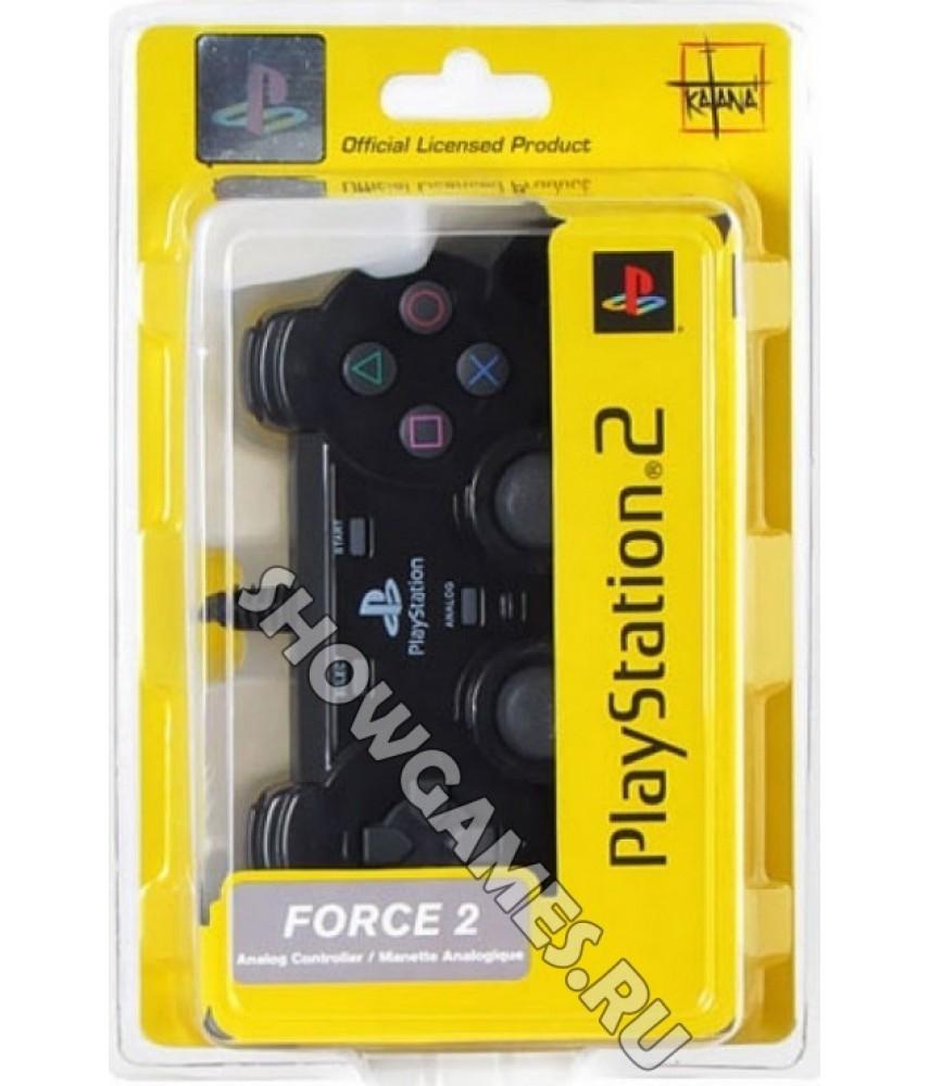 Джойстик для Playstation 2 Controller Analog Force 2 [PS2]