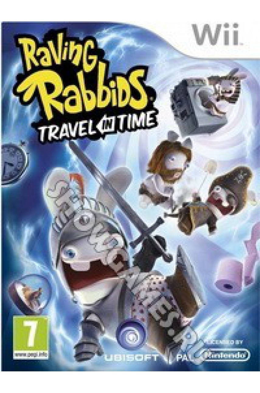 Raving Rabbids: Travel in Time [Wii]