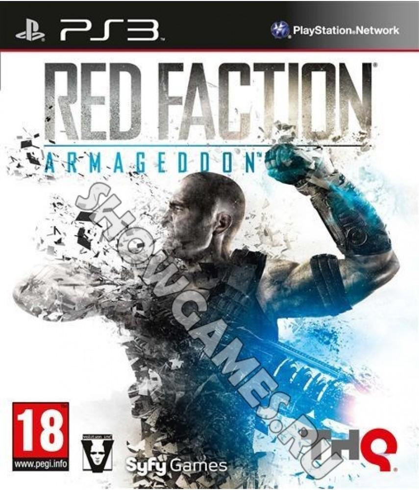Red Faction: Armageddon (Русская версия) [PS3]