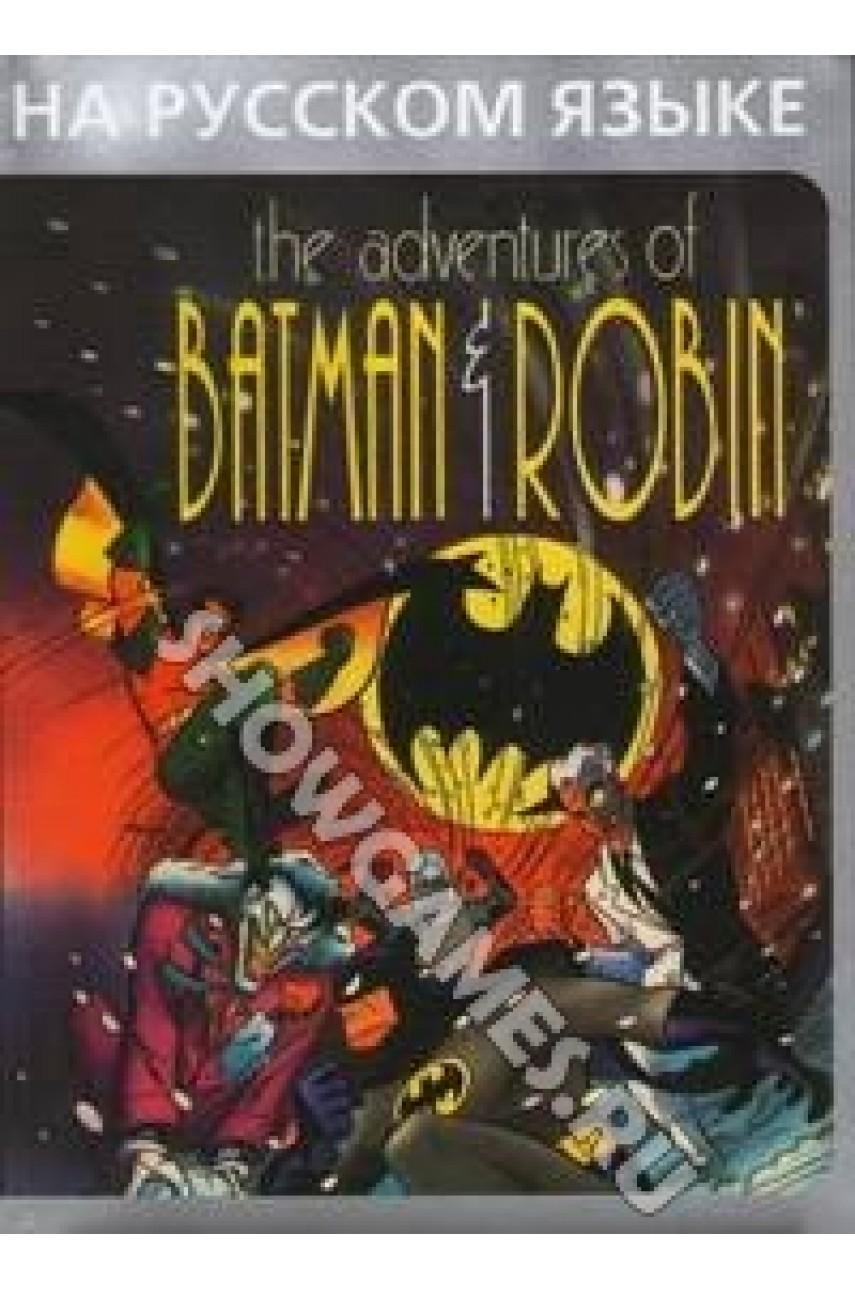Batman and Robin [Sega]