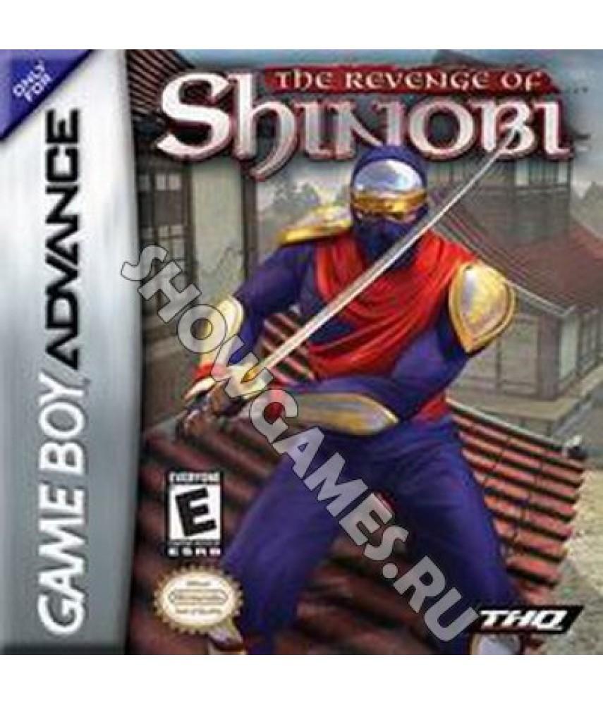 Revenge of Shinobi [GBA]