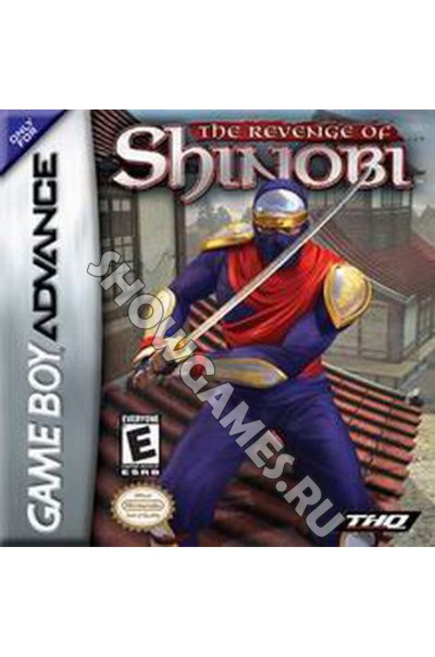 Revenge of Shinobi [GBA]