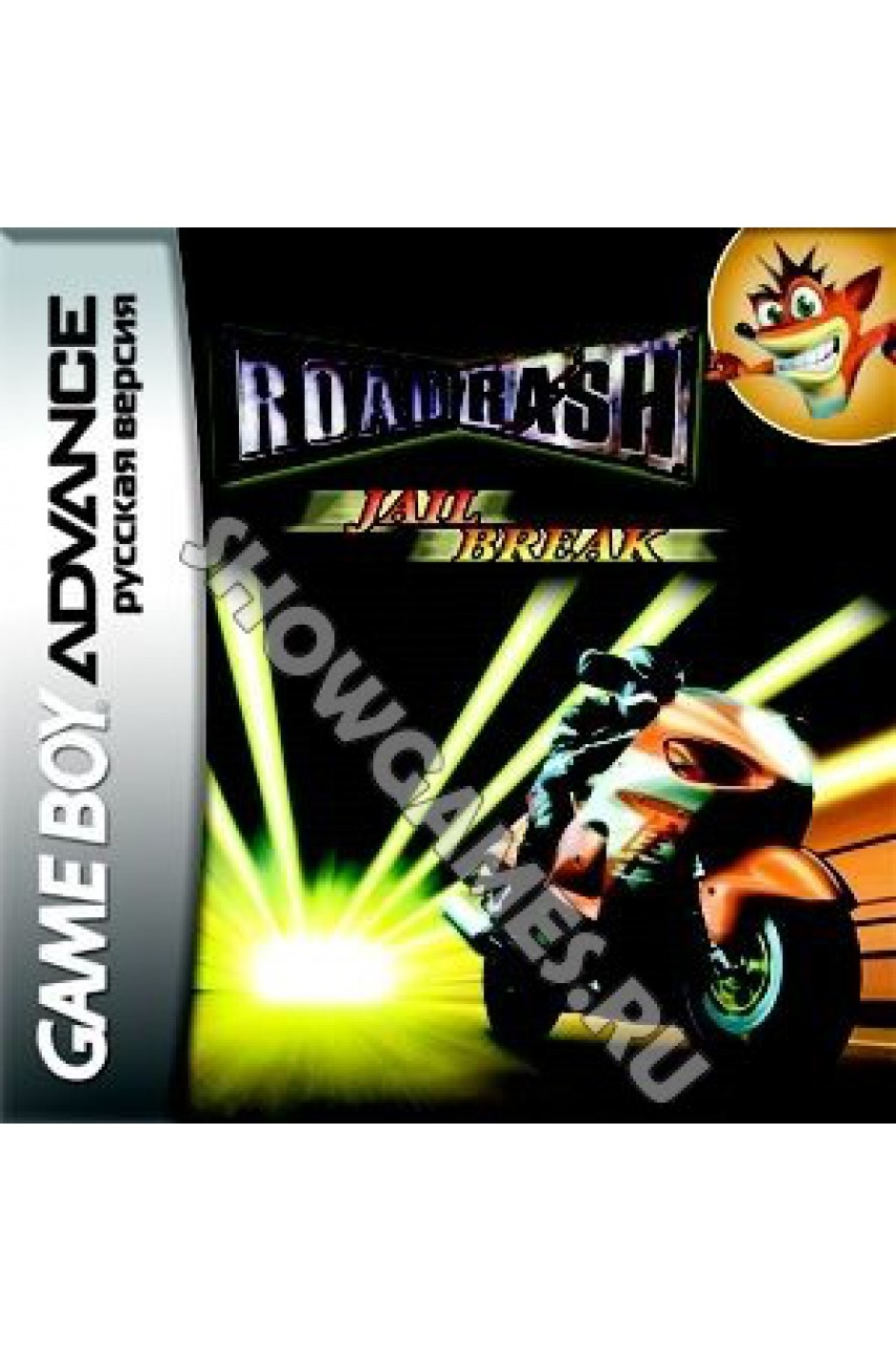 Road Rash: Jailbreak [GBA]