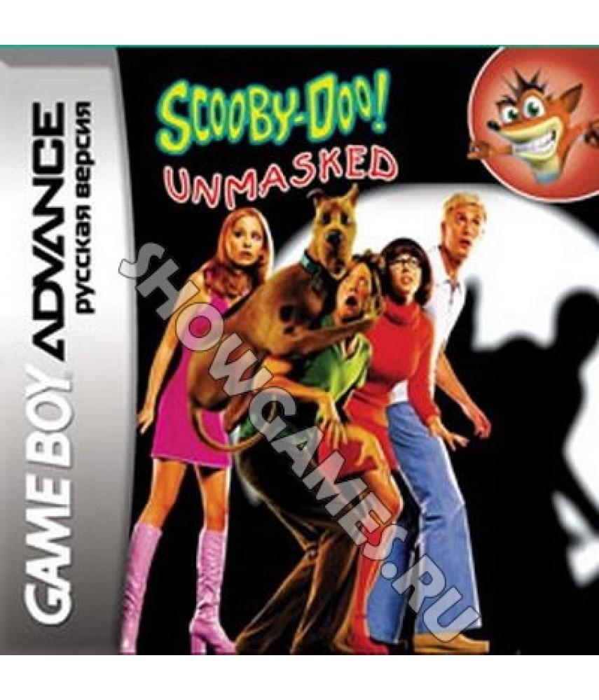 Scooby-Doo! Unmasked (Русская версия) [GBA]