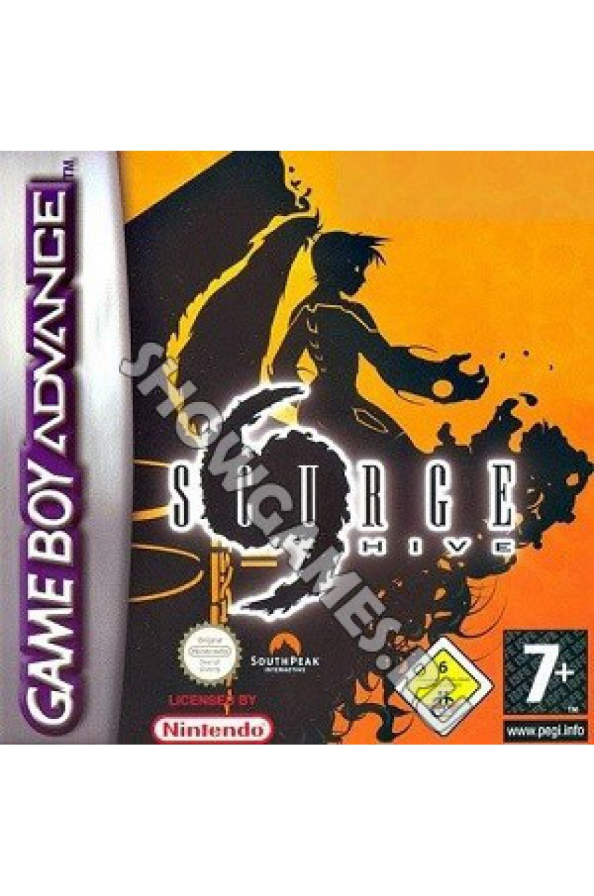 Scurge Hive  (Русская версия)  [Game Boy]