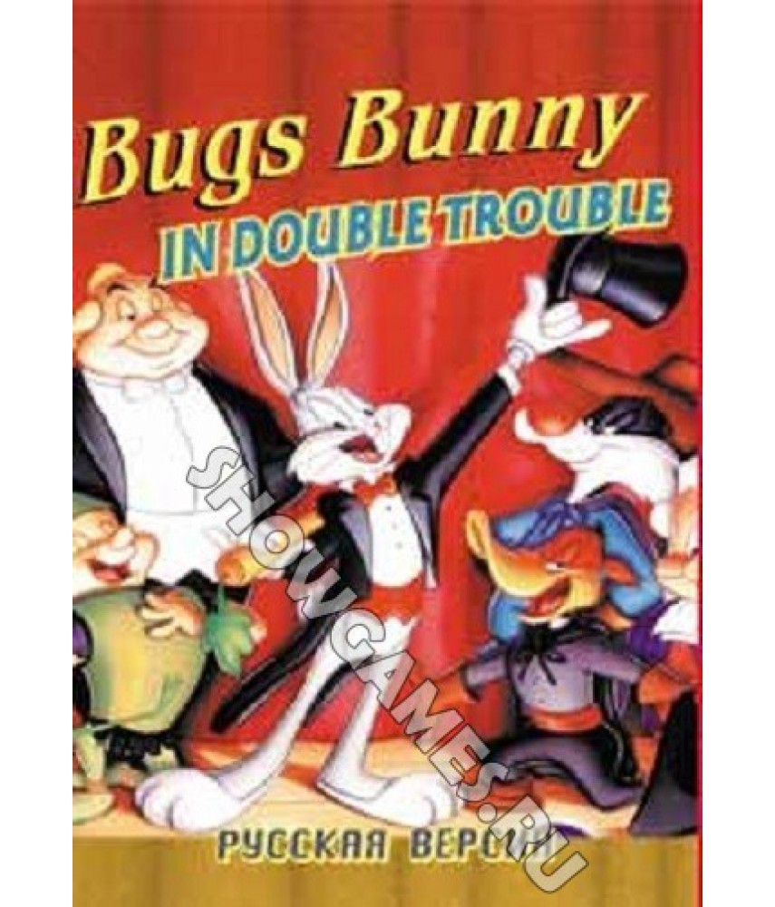 Bugs Bunny in Double Trouble [Sega]