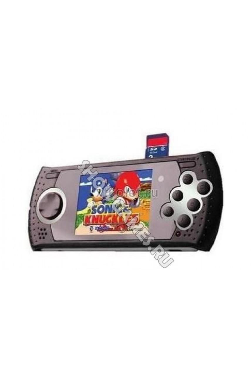 Sega Genesis Mega Drive GOPHER + карта SD  [370 игр]