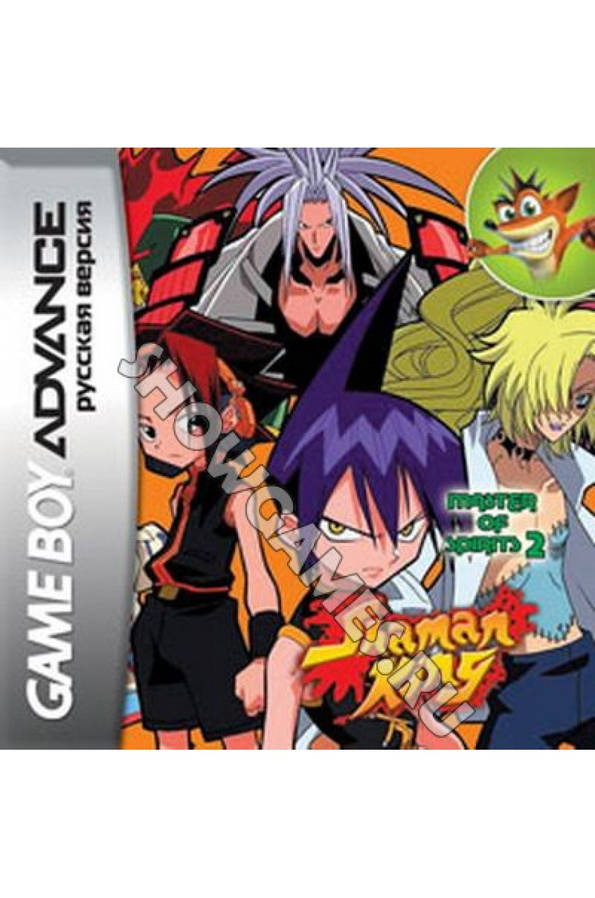 Shaman King: Master of Spirits 2 [Game Boy]