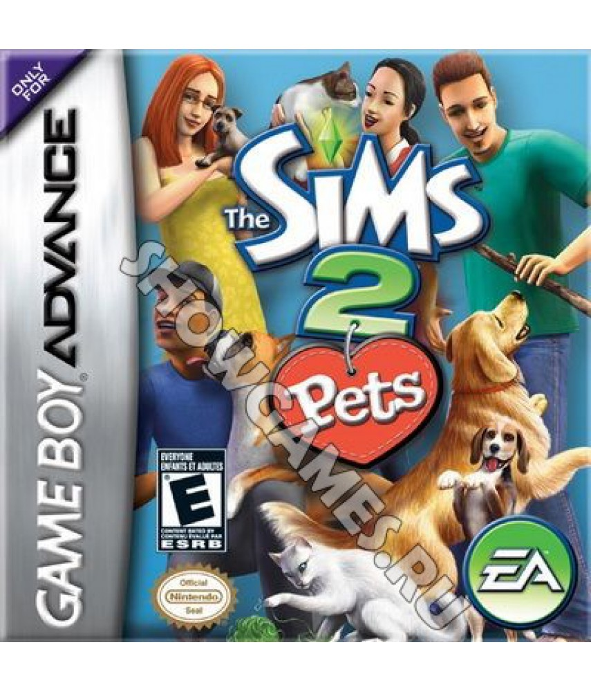Sims 2: Pets [Game boy]