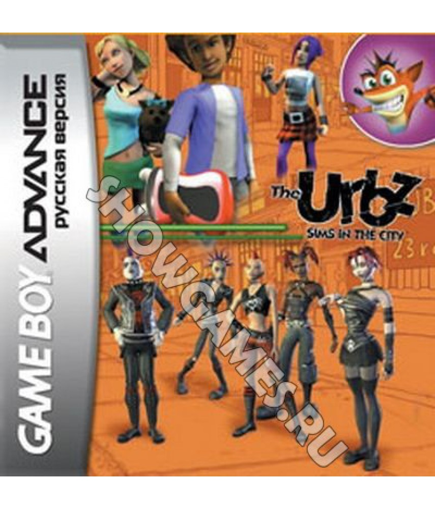 The Urbz: Sims in the City [Game Boy]