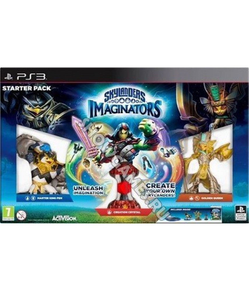 Skylanders Imaginators - стартовый набор (PS3)