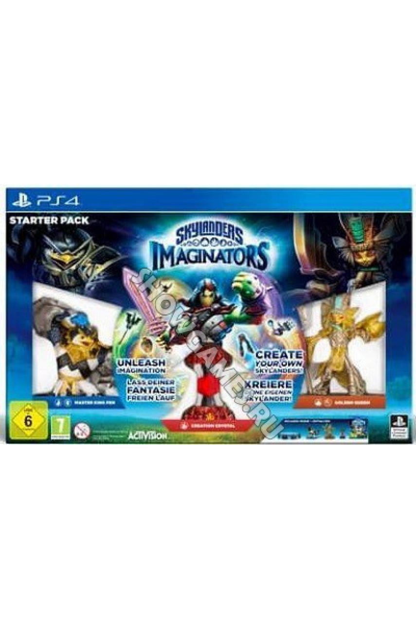 Skylanders Imaginators - стартовый набор (PS4)