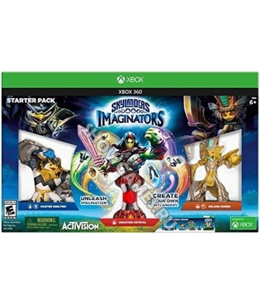 Skylanders Imaginators - стартовый набор для Xbox 360