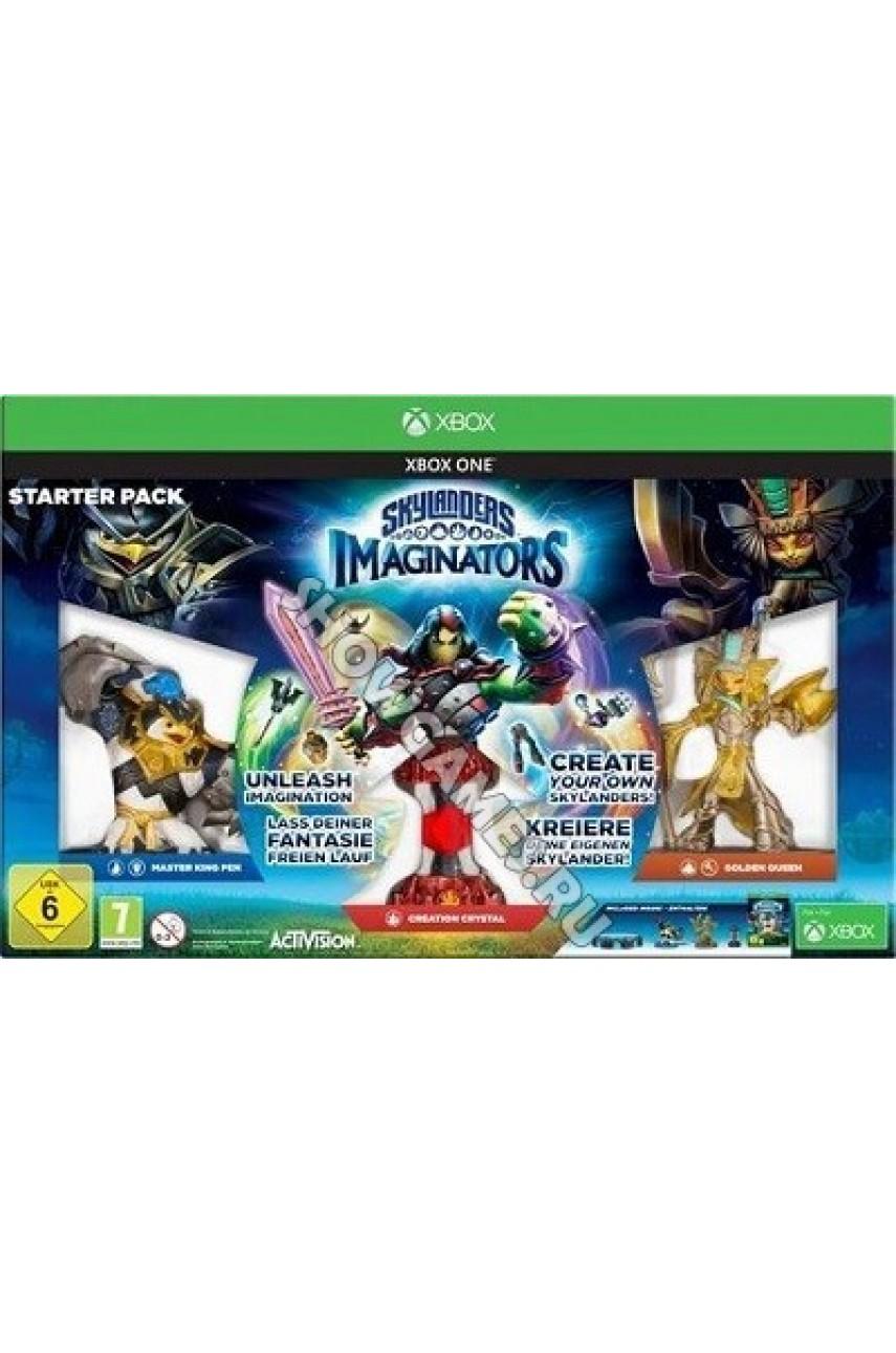 Skylanders Imaginators - стартовый набор (Xbox One)