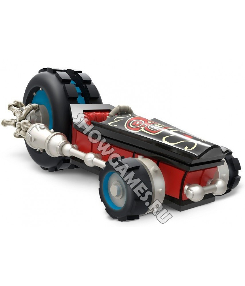 Skylanders SuperChargers. Машина Crypt Crusher
