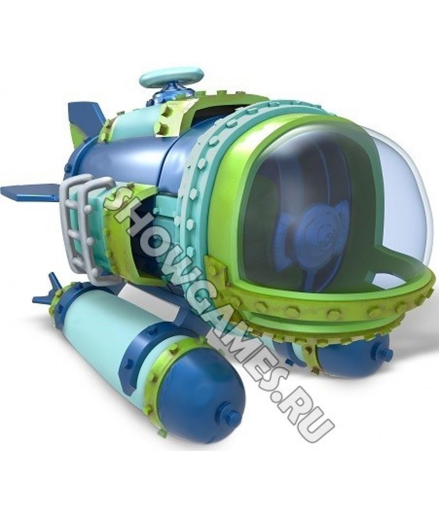 Skylanders SuperChargers. Машина Dive Bomber