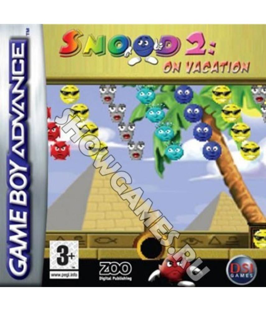 Snood 2 Snoods on Vacation (Русская версия) [Game Boy]